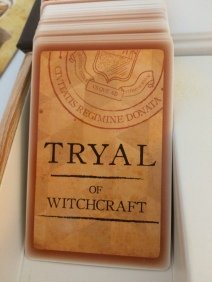 Tryal deck