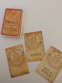 Tryal cards