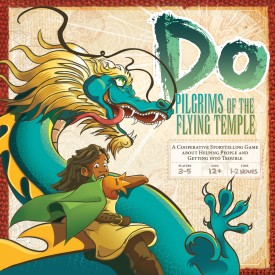 Do: Pilgrims of the Flying Temple - cover
