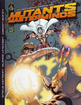 GR Mutants & Masterminds