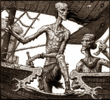 Ramian pirates