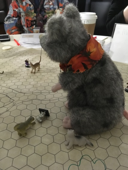 M&M3e: Rat droppings just got real!