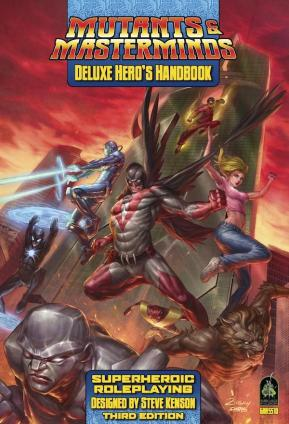 Mutants & Masterminds 3rd ed.