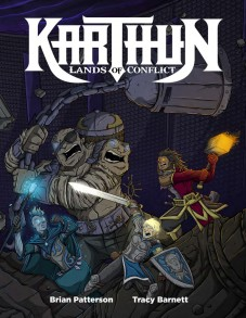 Karthun: Lands of Conflict cover