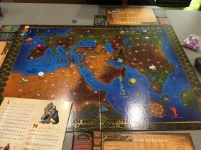 Tales of the Arabian Nights...