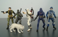 The ACTION FIGURES