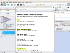 Scrivener Research folder