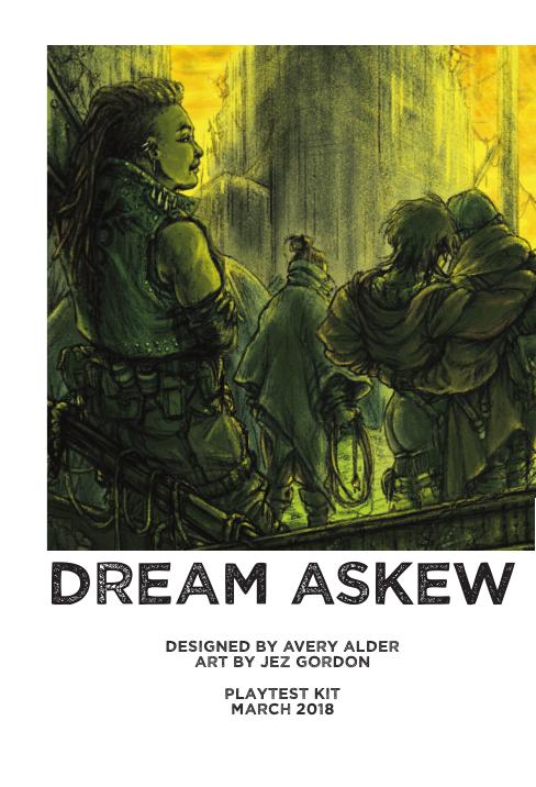 Image result for dream askew